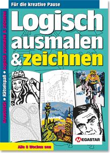 Megastar Logisch ausmalen und zeichnen