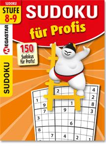 Megastar 150 Sudoku für Profis
