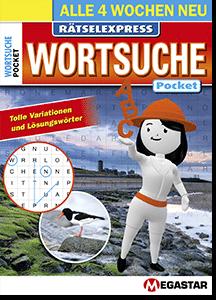 Megastar Rätselmix Wortsuche Pocket