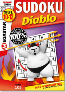 Megastar Sudoku Diablo