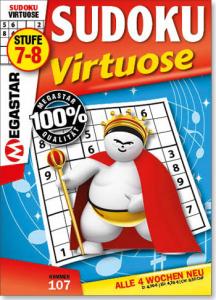 Megastar Sudoku Virtuose