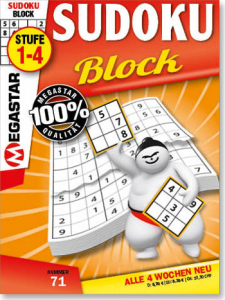 Megastar Sudoku Block