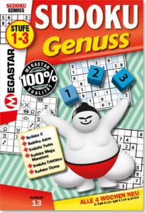 Megastar Sudoku Genuss