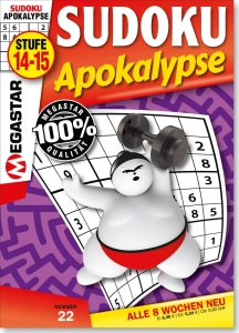 Megastar Sudoku Apokalypse