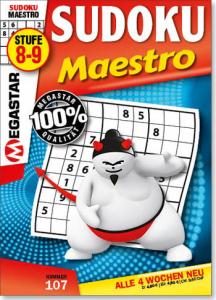 Megastar Sudoku Maestro