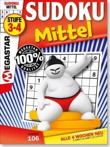 Megastar Sudoku Mittel