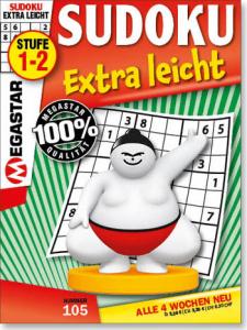 Megastar Sudoku Extra leicht