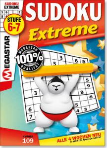 Megastar Sudoku Extreme