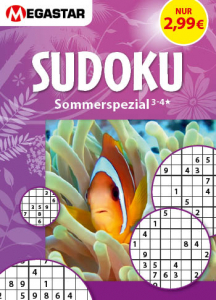 Sudoku Sommerspezial